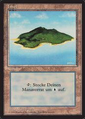 Island (Green) - German