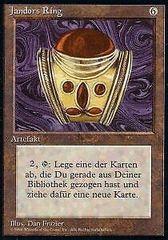 Jandor's Ring - German