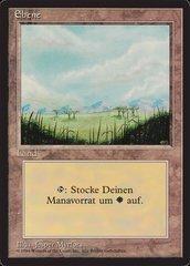 Plains (Trees) - German