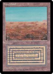 Scrubland - German