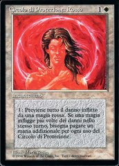 Circle of Protection: Red - Italian