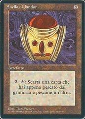 Jandor's Ring - Italian