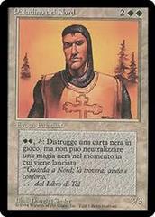 Northern Paladin - Italian