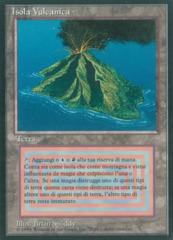Volcanic Island - Italian