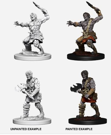 Nolzurs Marvelous Miniatures - Nameless One