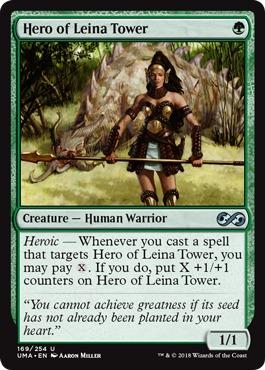 Hero of Leina Tower - Foil