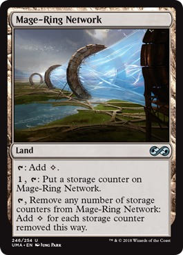 Mage-Ring Network - Foil