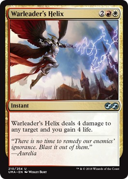 Warleaders Helix - Foil