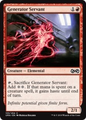 Generator Servant - Foil