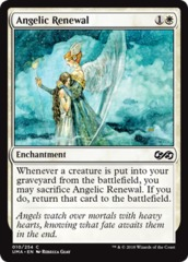 Angelic Renewal - Foil on Channel Fireball