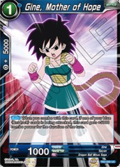 Gine, Mother of Hope - TB3-020 - UC