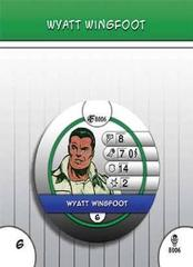 - #B06 Wyatt Wingfoot