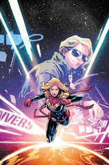 Captain Marvel Braver & Mightier #1 (STL109819)