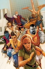Age Of X-Man Marvelous X-Men #1 (Of 5) (STL108614)