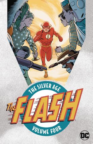 Flash The Silver Age Tp Vol 04 (STL109548)