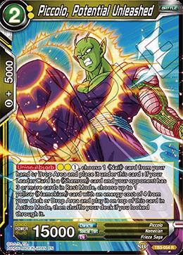 Piccolo, Potential Unleashed - TB3-054 - R