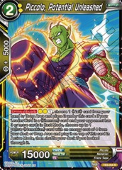 Piccolo, Potential Unleashed - TB3-054 - R