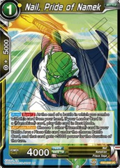 Nail, Pride of Namek - TB3-058 - UC