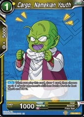 Cargo, Namekian Youth - TB3-060 - C - Foil
