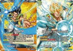 Gogeta // SS Gogeta, the Unstoppable - P-091 - PR