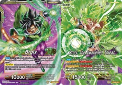 Broly // Broly, the Awakened Threat - P-092 - PR