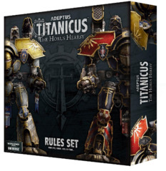 Adeptus Titanicus: Rules Set (English)