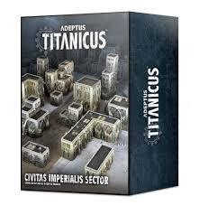 Adeptus Titanicus: Civitas Imperialis Sector