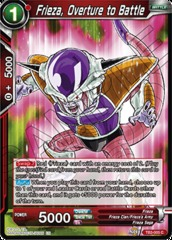 Frieza, Overture to Battle - TB3-005 - C - Foil