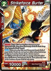 Strikeforce Burter - TB3-008 - C - Foil
