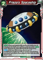 Frieza's Spaceship - TB3-016 - UC - Foil