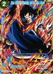 Son Goku, Striving to be the Best - TB3-021 - FR