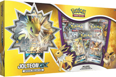 Pokemon: Jolteon GX Special Collection