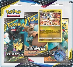 Sun & Moon - Team Up 3 Pack Blister - Ultra Necrozma