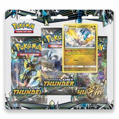 Sun & Moon - Lost Thunder 3 Pack Blister - Altaria