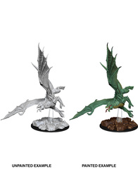 Nolzur's Marvelous Miniatures - Young Green Dragon