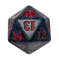 Magic Spindown Die - Guilds of Ravnica - Izzet