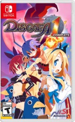 Disgaea 1 Complete [Collector's Edition]