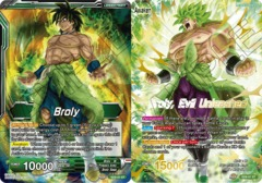 Broly // Broly, Evil Unleashed - SD8-01 - ST on Channel Fireball