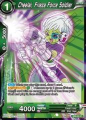 Cheelai, Frieza Force Soldier - SD8-05 - ST