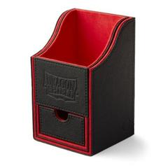 Dragon Shield: Black/Red Nest 100+ Deck Box