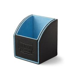 Dragon Shield Black/Blue Nest 100 Deck Box