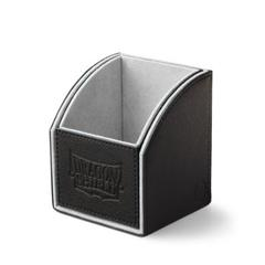 Dragon Shield Black/Grey Nest 100 Deck Box
