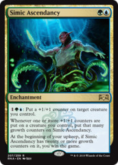 Simic Ascendancy - Foil
