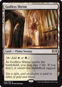 Godless Shrine - Foil