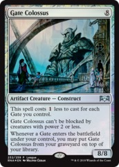 Gate Colossus - League Promo