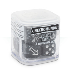 Necromunda Delaque Gang Dice Set