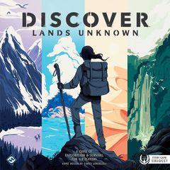 DSC01 Discover: Lands Unknown
