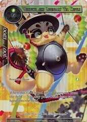 Bunbuku, the Legendary Tea Kettle - SNV-063 - R - Full Art on Channel Fireball