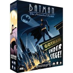Batman The Animated Series: Gotham Under Siege