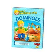 Ben's Building Site: Dominoes